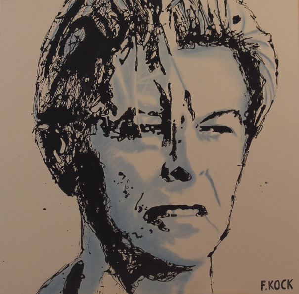Femke Kock- David Bowie