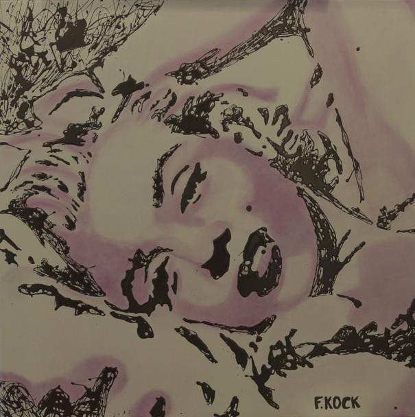 Femke Kock- Marilyn Monroe