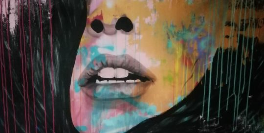 Femke Kock- Portret Tom Waits