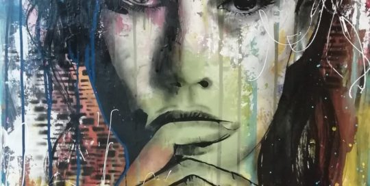 femke kock-portret Tom Waits